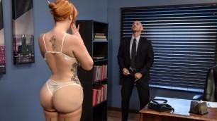 Brazzers - Hot Secretary Lauren Phillips The New Girl: Part 1