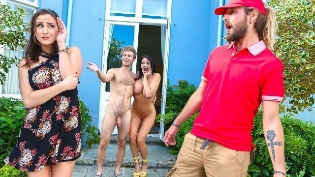 Meet The Wild Nudists Ashley Adams And Reagan Foxx Part 2