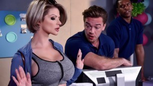 Let Me Fuck Your Manager! - Milf Joslyn James Has Told