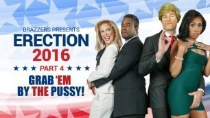 Group Sex With Cherie Deville And Yasmine De Leon In Brazzers ZZ Erection 2016: Part 4