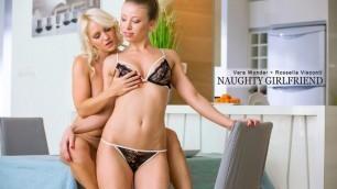 Babes - Rossella Visconti Invited  Girlfriend Vera Wonder For One Night