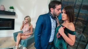 A Cold Night With Hot Girls Adriana Chechik And Emma Hix In December Part 3