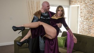 Sexy Roleplay Britney Amber In Cucked For Historical Accuracy
