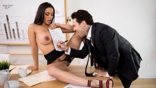 Hot Negotiations With Luna Star