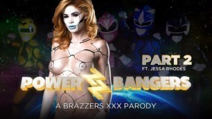 Brazzers - Jessa Rhodes And Katrina Jade In Sexy Power Bangers Part 2