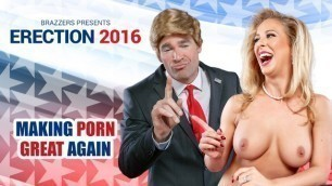 Cherie Deville Square Off In A Televised Debate In ZZ Erection 2016: Part 1