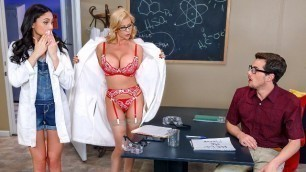 DigitalPlayground - Nerds Episode 3 With Hot Alexis Fawx And Ariana Marie