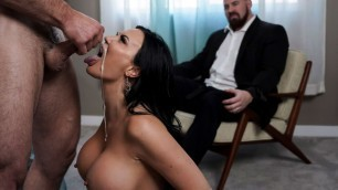 Jasmine Jae Knows Exactly How To Punish Him