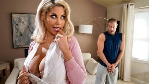 Bridgette B Is Offended In Preppies In Pantyhose: Part 3