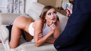 Bitchy Babysitter Honour May Won't Budge Until She Gets Paid