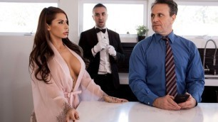 Brazzers - The Butler Did It With Madison Ivy
