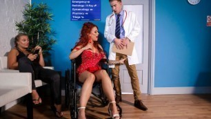 Doctor Gives The Hard Fucking That MILF Jennifer Keelings Craves