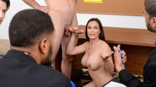 Diamond Foxxx Wants To Make Sure Nothing Goes Misunderstood In HR Whorientation