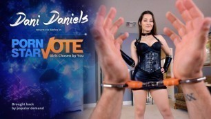Mofos -  Mistress Dani Daniel in Latex Gets a Creampie