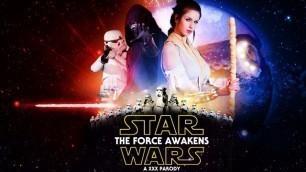 Digital Playground - Horny Stella Cox In Star Wars Force Awakens: A XXX Parody