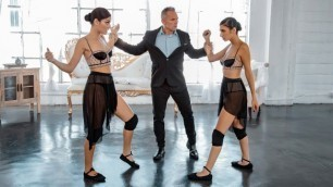 DigitalPlayground - Emily Willis And Gianna Dior Will Do Whatever It Takes To Get The Job