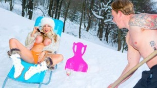 DigitalPlayground - Ski Bums Episode 2 Rebecca's Moore Sexy Holes