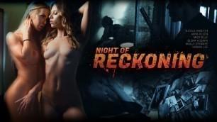 Digital Playground - Anya Olsen, Elena Koshka And Other Pornstars In Night Of Reckoning
