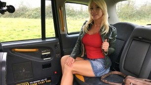 Fake Taxi - Rough Fuck For Sexy Hungarian MILF Tiffany Rousso