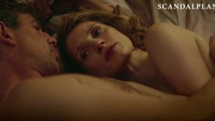 Jessica Chastain Nude Scene in 'the Zookeeper's Wife' on ScandalPlanet.Com
