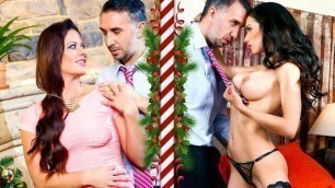 Digital Playground - Christmas Mistress Tia Cyrus Prefer Successful Guys