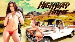 Digital Playground - Girls Arya Fae, Jenna Sativa And Other Pornstars In Highway Home