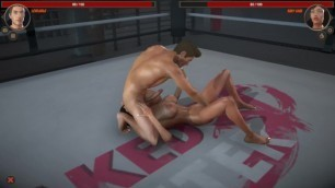 LordJerle VS Baby Shae (Naked Fighter 3D)