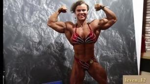 (deep Voice Fbb) Good Gear in Russia, Female Bodybuilding
