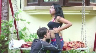 Very Hot Desi Shortfilm 50 - Navel Licked, Boobs Licked, Pressed & Smooches