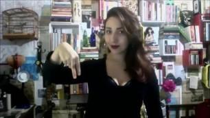 Priranha Caralho and Jerk off Instructions 4u and Deaf