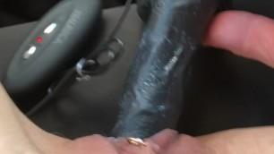 Hottest Masturbating while Driving