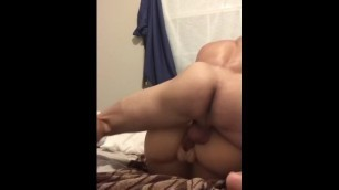Fake Pussy made me Cum Hard! ROAR!