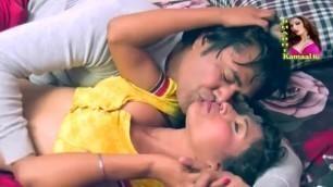 Hot Desi Shortfilm 163 - Navel Licked, Butt Squeezed & Smooches