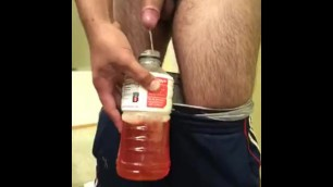 Who want Piss Power Aid from my Cock