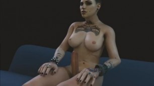 Rule34 Futa Compilation Tomb Rider Resident Evil MGS GTA Watch Dogs 3d