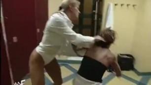 WWF DIVAS 1ST HARDCORE MATCH : IVORY VS TORI WWF WOMEN'S TITLE!!!!