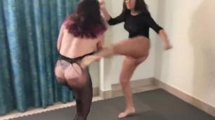 Vanessa vs Gia best Moment Catfight