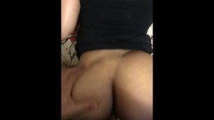Sexy Light Skin can take Dick