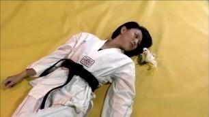 Chinese Taekwondo Girl (我是特种兵2)