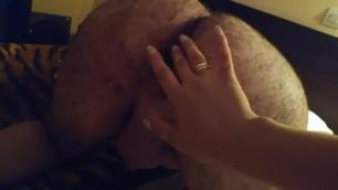 Greek Wife Finger my Ass