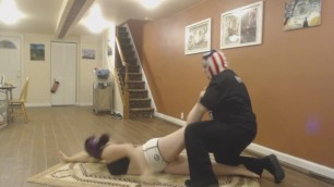 Juicy Jay Hates the Ankle Lock Challenge