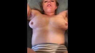 Slutty PAWG getting Pounded. Making her Tittys Bounce