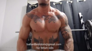Shoulder Pump Daddy Chaturbate Ballard_