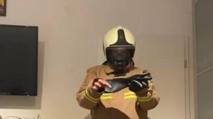 Wank in Feuerwehr