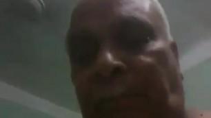 Pakistani Chubby Grandpa