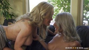 BRAZZERS Free - MILF Threesome