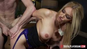 MILF Amber Jayne dicked by Danny D