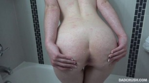 Anastasia Rose Porn - Natural Big boobs and Blowjob