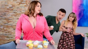 Brazzers - Sneaky Sweet Maggie Green Has A Huge Boobs