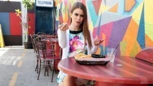 Mofos - Cafe Cutie Jill Kassidy Needs Money